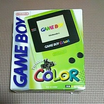Game Boy Color Body Kiwi Color Rare Color NINTENDO GAMEBOY COLOR - $394.60