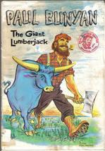 Paul Bunyan: The Giant Lumberjack by Ray Bang - $19.97