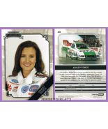 Ashley Force Hood 2009 Press Pass Legends NHRA Racing Card #45 - $12.00