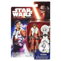 Star Wars The Force Awakens 3.75-Inch Figure Space Mission Poe Dameron - $9.99