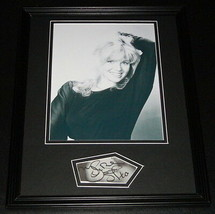 Teri Copley Signed Framed 11x14 Photo Display We Got It Made - $52.00
