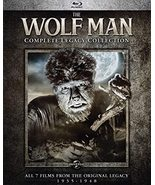 The Wolf Man: Complete Legacy Collection [Blu-ray] - $25.95