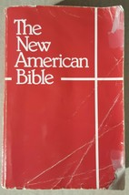 M) The New American Bible (1990, Paperback Book Religious Catholic) - $3.95