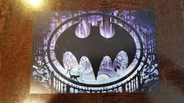 2017 SDCC COMIC CON EXCLUSIVE MONDO DC BATMAN BAT SIGNAL GOTHAM PROMO CARD - $7.91