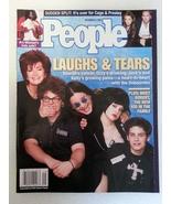 People Magazine 2002 December 9 Ozzy Osbourne Family Michael Jackson Lis... - $21.99