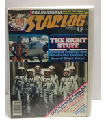 Starlog Magazine #77 (VF/NM) Sam Shepard as Chuck Yeager DOCTOR WHO - $11.35
