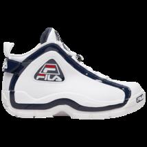 NIB Mens Fila Grant Hill 2 Basketball Sneaker*White Navy*Size 8-13* - $180.00