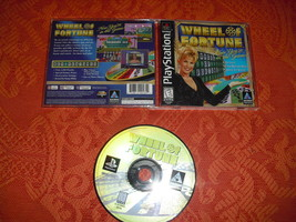 Wheel of Fortune (Playstation) COMPLETE - $5.89