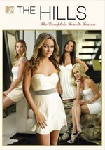 The Hills: The Complete 4 Season Lauren Conrad and Audrina Patridge  - $18.99