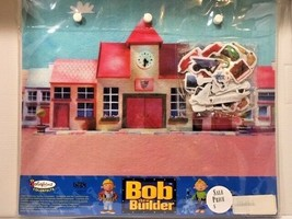 Colorfelts Play Board - Bob the Builder - by Colorforms  -=NEW=- - $18.95