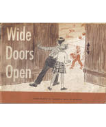 WIDE DOORS OPEN,3rd grade Reader of Phonetic Keys to Reading - $9.97