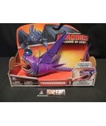 Thunderdrum Purple Variant How to Train Your Dragon Defenders of Berk La... - $59.58