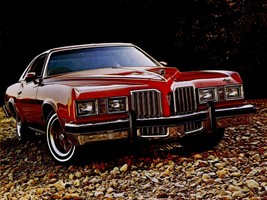 1977 Pontiac Grand Prix red, 24 x 36 Inch Poster, formula, 6.6 engine W72 - $18.99