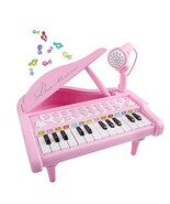 M SANMERSEN Piano Keyboard Toys for Kids, Birthday Gift 1 2 3 4 Year Old... - $26.14