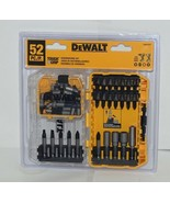 DeWalt DWA52Set Tough Grip ScrewDriving Set 52 Pieces Tough Case Plus - $24.99