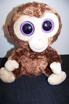 TY beanie buddy boo coconut the monkey - $6.32