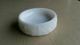Vintage Avon White Milk Glass Soap Dish or Ash Tray - $7.00