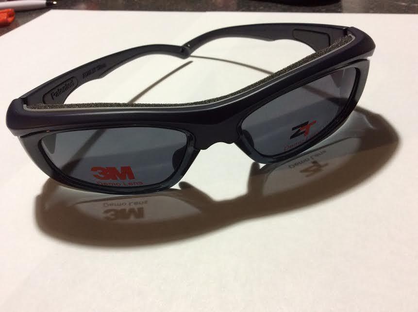 5238fa7287 3M ZT200 Prescription Safety Eyeglasses Frame and 50 similar items. S l1600