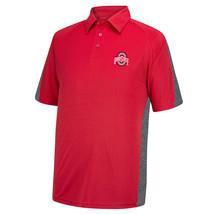 Ohio State Buckeyes Men's Fan Favorite Polo Shirt Short Sleeve Licensed NEW