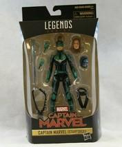 Marvel Legends Captain Marvel (Starforce) Exclusive Action Figure - $42.74