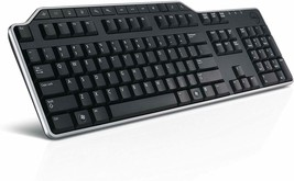 Dell KB522 Business Multimedia Keyboard - Cable Connectivity - USB Inter... - $32.99