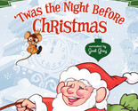 TWAS THE NIGHT BEFORE CHRISTMAS (BLU-RAY/DELUXE EDITION/2 DISC) Blu-Ray - (Brand