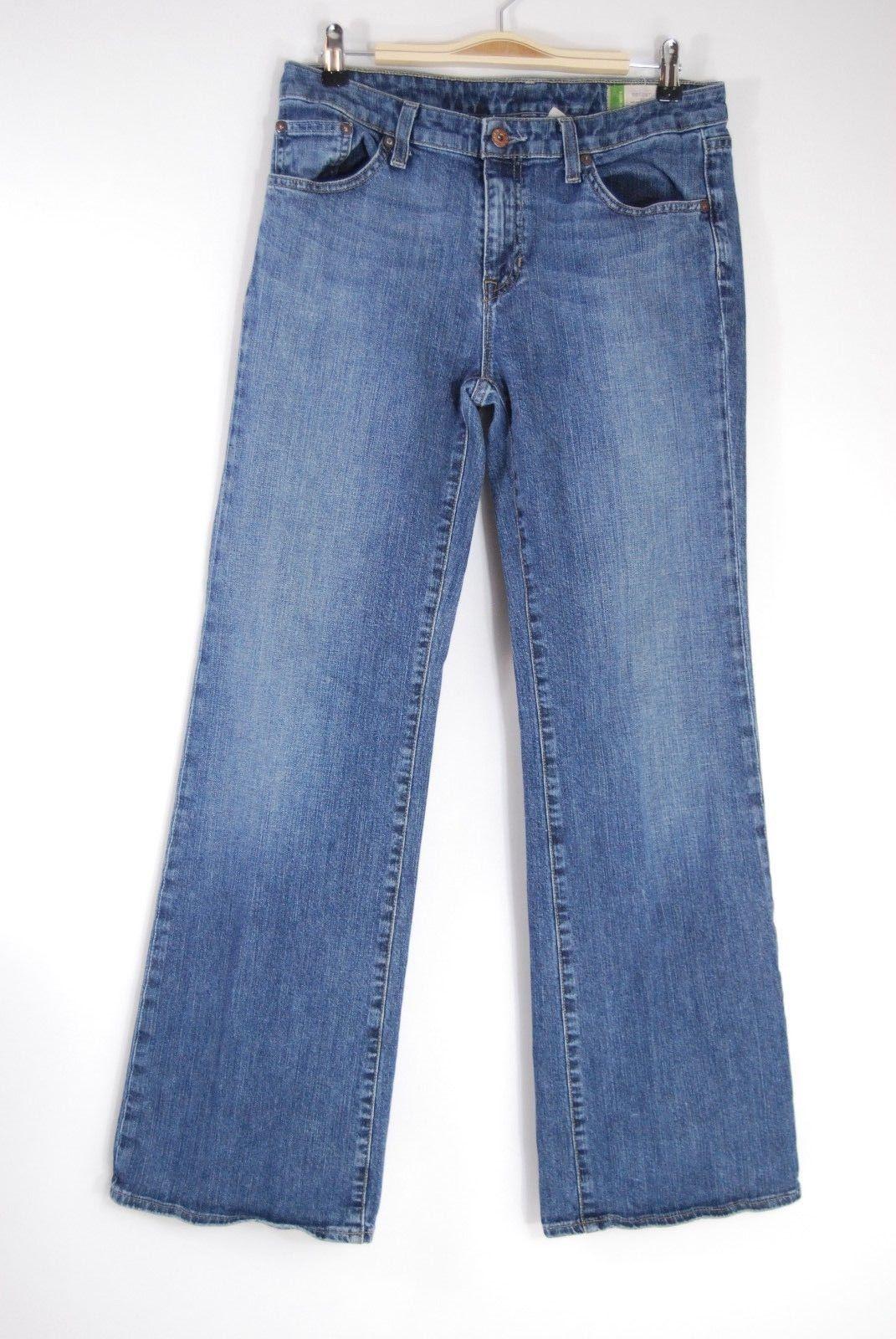 GAP Essential Stretch Boot Cut Jeans - Size 6R