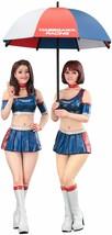 Hasegawa 1/24 FIGURE COLLECTION FC09 PADDOCK GIRLS FIGURE Model Kit 2pcs... - $15.31