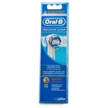 Braun Oral-B  Precision Clean Replacement Toothbrush Heads 3  - Great Price - $9.46