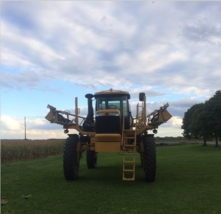 2010 AG-Chem Rogator 1184 Sprayer For Sale in Richmond, Ontario Canada K0A2Z0 image 5