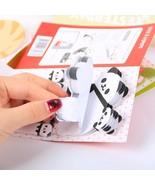 XUES® 1PC/Set Animal Cat Panda Cute Kawaii Sticky Notes Memo Pad School ... - $3.44
