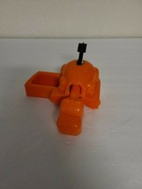 2012 Hungry Hungry Hippos Game Orange Hippo Part ONLY Hasbro Hungry Hippo - $7.11