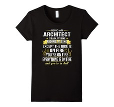 Being An Architect Is Like Riding A Bike Funny ... - $19.95 - $23.95