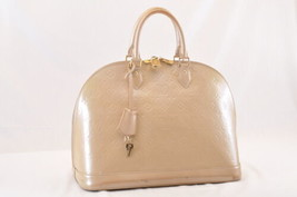 Louis Vuitton Alma Mm Hand Bag Rose Florentins M91610 Lv Auth 7309 - $640.00