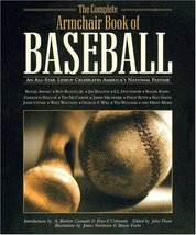 The Complete Armchair Book of Baseball: An All-Star Lineup Celebrates Am... - $24.99