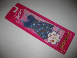 Vintage 1998 Barbie Butterfly Art Fashions 1998 Floral Dress Sunglasses  - $26.72