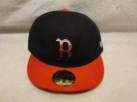 on sale e93f6 14e7a Boston Red Sox blue red cap hat New Era 59fifty size 7 multi-color