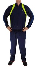 NEW LACOSTE MEN'S PREMIUM SPORT GYM WORKOUT ATHLETIC TRACKSUIT SET JACKET PANTS