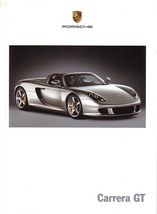 2003/2004 Porsche CARRERA GT brochure catalog US 03 04 - $15.00