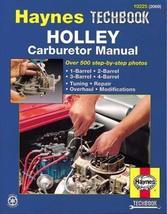 Holley Carburetor Manual (Haynes Repair Manuals) [Paperback] [Jan 15, 19... - $9.90