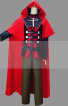 RWBY Ruby Rose Genderbend Cosplay Costume for Sale - $125.00