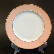"""Fitz & Floyd Renaissance Peach (Switzerland) Restaurant 10-1/2"""" Dinner P... - $22.99"""