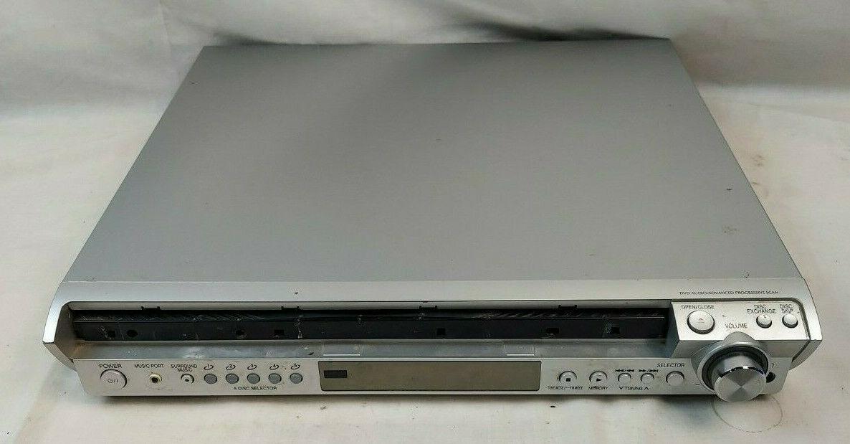 Panasonic SA-HT940 5-Disc DVD Player Home Theater Parts/Repair EB-3915 - $53.20
