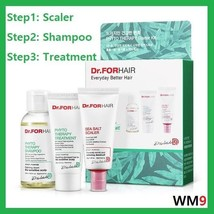 Dr.Forhair Phyto Therapy Starter Kit Shampoo 50ml + Treatment 30ml + Scaler 30g - $13.98+