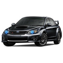for Subaru Impreza 08-14 Blue LED Halo kit for Headlights - $96.33