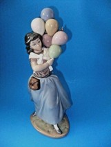 """""""LLARDO FIGURINE"""" 1982~ #5141  ~ Balloon Seller... - $81.70"""