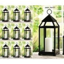 10 - Large Contemporary Candle Lantern - $288.88