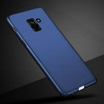 For Samsung Galaxy A8 2018 Case Ultra Thin Hard PC Full Back Cover Matte... - $11.07