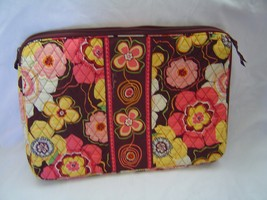 Vera Bradley Buttercup Laptop Computer Bag  Case Retired - $19.99
