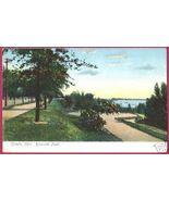 TOLEDO OHIO Riverside Park Glitter PC UDB OH - $8.00